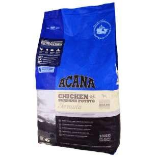 Acana Chicken And Burbank Patato Pui Si Cartofi Dog Caine - 18 Kg