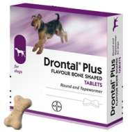 Drontal Plus Flavour - 1 Tableta