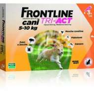 FRONTLINE TRI-ACT S (5-10 KG) - 1 PIPETA
