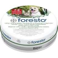 Foresto Zgarda Antiparazitara S (<8 kg)