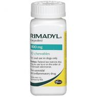 Rimadyl 100 mg - 30 Tablete Palatabile
