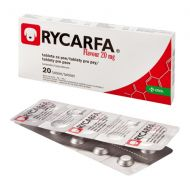Rycarfa Flavour 20 mg - 20 Tablete
