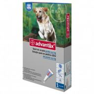 Advantix 400 - Pipeta Antiparazitara Caini (25-40 kg) - 1 Pipeta