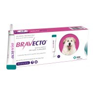 BRAVECTO CAINE SOLUTIE SPOT-ON XL 1400MG (40-56 KG) - 1 PIPETA