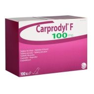 CARPRODYL QUADRI 120 MG - 6 COMPRIMATE BLISTER