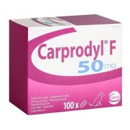 CARPRODYL QUADRI 50 MG - 10 COMPRIMATE BLISTER