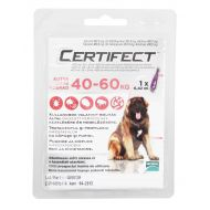 CERTIFECT Caine Dog XL (40-60 kg) - 1 Pipeta