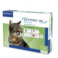 EFFIPRO DUO CAT PISICA - 4 PIPETE