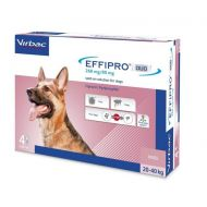 EFFIPRO DUO DOG L 268  MG (20 - 40 KG) - 4 PIPETE