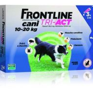 FRONTLINE TRI-ACT M (10-20 KG) - 1 PIPETA