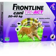 FRONTLINE TRI-ACT L (20-40 kg) - 3 PIPETE
