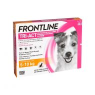 FRONTLINE TRI-ACT S (5-10 KG) - 3 PIPETE