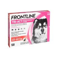 FRONTLINE TRI-ACT XL (40-60 KG) - 3 PIPETE