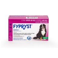 FYPRYST CAINE DOG XL 402 MG (40-60 KG) - 3 PIPETE