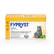 FYPRYST PISICA CAT SPOT ON 50 MG - 3 PIPETE