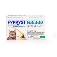 FYPRYST COMBO PISICA CAT 50 MG - 3 PIPETE