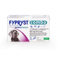 FYPRYST COMBO CAINE DOG XL 402 MG (40-60 KG) - 3 PIPETE