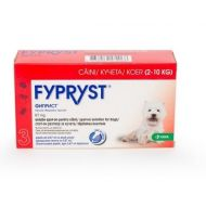 FYPRYST CAINE DOG S 67 MG (2-10 KG) - 3 PIPETE