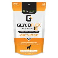 GLYCO FLEX III Bite-Sized Chews - 60 Tablete Gumate