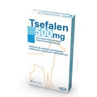 ICFVET Tsefalen 500 mg x 12 tablete