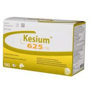 KESIUM 625 MG (AMOXY + ACID CLAVULANIC) - 240 TABLETE PALATABILE