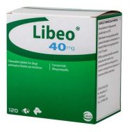 LIBEO 40 MG - 120 TABLETE