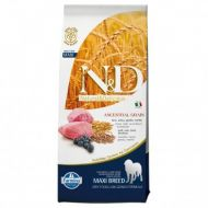 N&D LOW GRAIN Miel si Afine Adult Maxi 12 kg