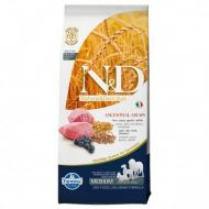 N&D LOW GRAIN Miel si Afine Adult Medium 12 kg