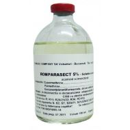 ROMPARASECT 5 % - SOLUTIE CONCENTRATA 100 ML