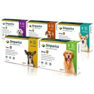 SIMPARICA 80 MG (20-40 KG) - 3 TABLETE
