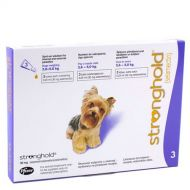Stronghold Caine 30mg (2,6 - 5 kg) - 3 Pipete
