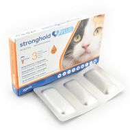 STRONGHOLD PLUS PISICA - 30 MG 0,5 ML (2,5-5 KG)