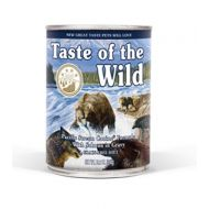 TASTE OF THE WILD PACIFICA STREAM - CONSERVA 390 G
