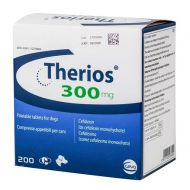 THERIOS 300 MG (CEFALEXINA) - 200 TABLETE PALATABILE