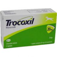 Trocoxil 20 mg - 2 Tablete Masticabile