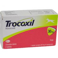 Trocoxil 30 mg - 2 Tablete Masticabile