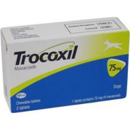 Trocoxil 75 mg - 2 Tablete Masticabile