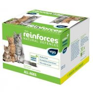 VIYO REINFORCES FOR CATS ALL AGES - 30 x 30 ML