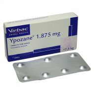 YPOZANE 1.875 MG - 7 TABLETE