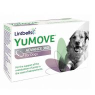 YUMOVE ADVANCE 360 FOR DOGS - 120 TABLETE