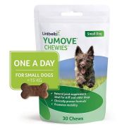 YuMOVE ONE-A-DAY FOR SMALL DOG - 30 RECOMPENSE MASTICABILE