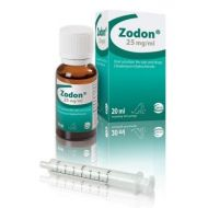 ZODON BUVABIL 25 MG (CLINDAMICINA) -  20 ML