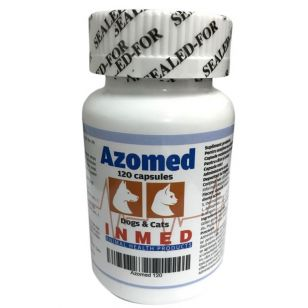 Azomed - 120 Capsule