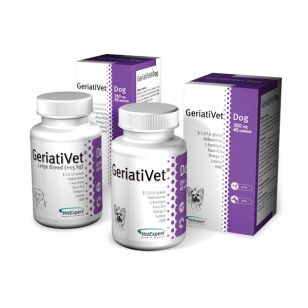 GeriatiVet Dog Caine Talie Mare 820mg - 45 Tablete
