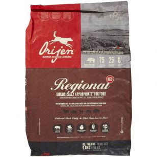 ORIJEN REGIONAL RED DOG CAINE - SAC 13KG