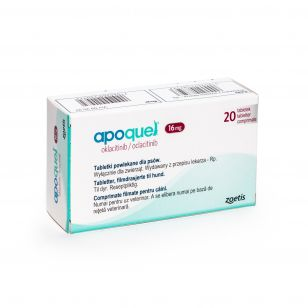 APOQUEL 16 MG - 20 TABLETE