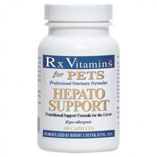 RX Hepato Support - 180 capsule