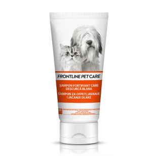 FRONTLINE PET CARE - SAMPON FORTIFIANT CARE DESCURCA BLANA 200 ML